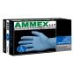 美国AMMEX爱马斯一次性丁腈手套(标准型,无粉,麻面防滑)
