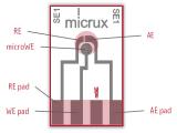 薄膜阵列微电极