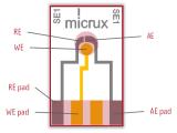 双金属薄膜微电极