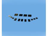 砷化铟(InAs)晶体基片