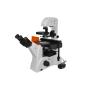 倒置荧光显微镜 MF52-LED