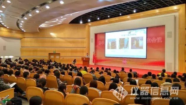 河南轻工业学院-泰坦科技 Titan 2016实验室安全巡讲圆满落幕