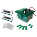 君意 JY-Mini-P4 四板垂直蛋白电泳槽