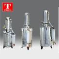 泰斯特不锈钢电热蒸馏水器  HS.ZII.5L