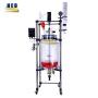 HEB-100L双层玻璃反应釜