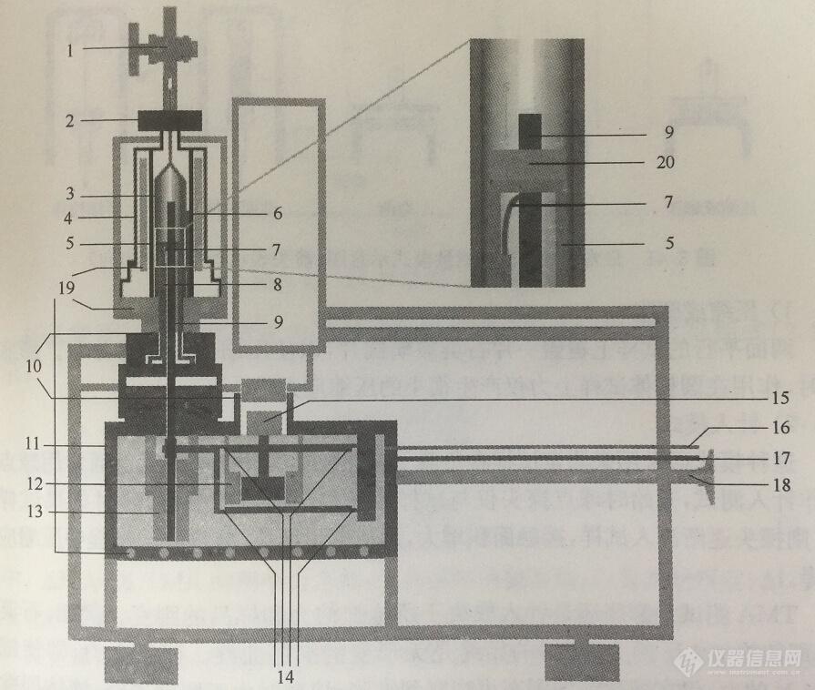 轴承冷却方式结构图