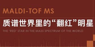 "MALDI-TOF MS 质谱世界里的""翻红""明星"