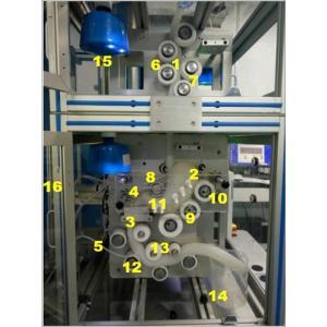 2,十二指肠的蠕动频率为1-40 rpm连续可调.