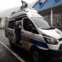TCT机动车尾气移动监测车