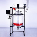 HEB-80L双层玻璃反应釜