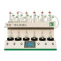 山东瀚文一体化蒸馏仪HWDA-6C