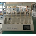 辽宁智能液晶屏蒸馏仪ZL6Y全自动氨氮蒸馏器