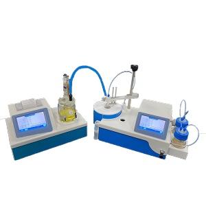 AKF-BT2020C锂电专用卡尔费休水分测定仪