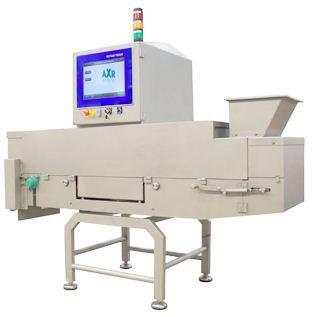 散装产品X射线检测