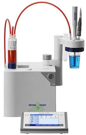 T50电位滴定仪