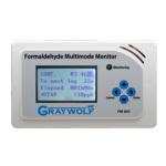 甲醛检测仪/甲醛分析仪