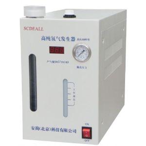生产供应 稳定高效HA1000型高纯氢气发生器