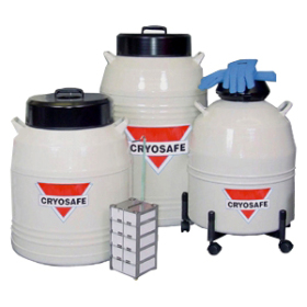 美国Cryosafe Cryomizer 液氮罐