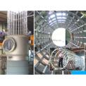 工业规模不锈钢薄膜蒸发设备,RF 4500