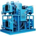 活塞式带独立空气处理的空气压缩机