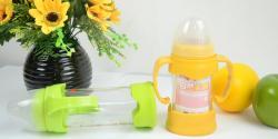 奶瓶关乎宝宝健康,质量安全不容忽视