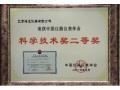 中国仪器仪表学会科技二等奖