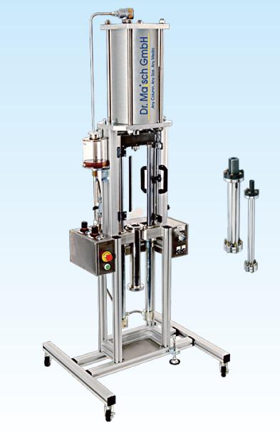 弹簧柱装柱机
