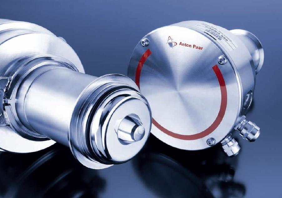 安东帕在线折光传感器Carbo520CO2