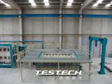 建筑构件耐火燃烧水平炉EN1363-1、ISO 834、GB9978