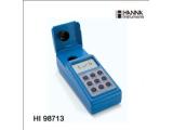 意大利哈纳哈纳浊度仪TUR计HI98713(哈纳HANNA)高精度浊度分析测定仪