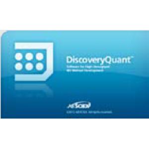 高通量定量分析的平台软件AB Sciex- DiscoveryQuant™