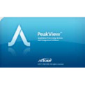 解析质谱谱图数据的软件AB Sciex PeakView™