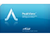 AB Sciex解析�|�V�V�D���的 PeakView™�件