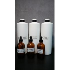 Galwick, Silwick, Porewick测试液体