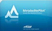 药物代谢物鉴定软件AB Sciex MetabolitePilot™