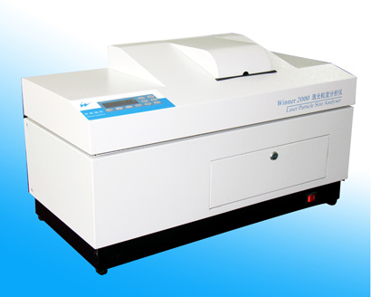 济南微纳Winner2000湿法激光粒度分析仪