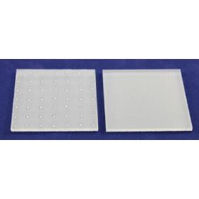 SPF测试用PMMA板