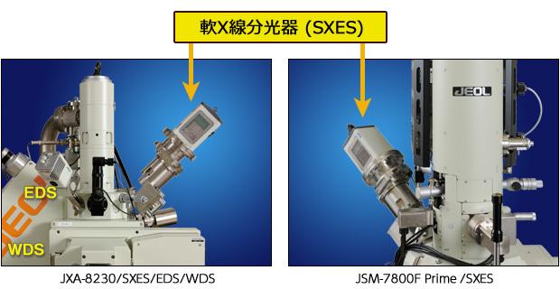 软X射线分光谱仪