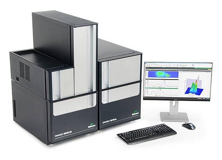马尔文多检测器凝胶渗透色谱仪OMNISEC