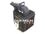 建筑构件耐火试验垂直炉 EN13631、ISO 834、GB9978