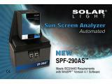 防晒系数测试分析系统SPF-290AS