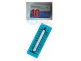 英国THERMAX 10格温度纸 试温纸 示温纸 测温纸 温度试纸