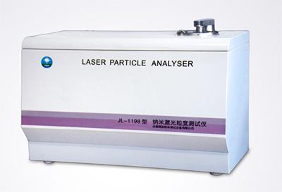 成都精新 JL-1198型纳米激光粒度仪