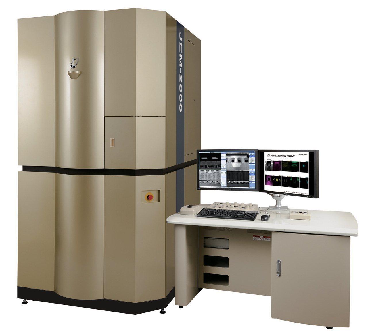 JEOL JEM-2800 高通量场发射透射电子显微镜