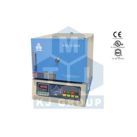 1200℃台式箱式炉(7.2L,含通气及观察窗口)-KSL-1200X