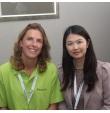 时人不识凌云木,直待凌云始道高――访PHENOM WORLD高级应用经理Ria Oosterveld博士和复纳科学仪器(上海)有限公司总经理樊丽丽小姐