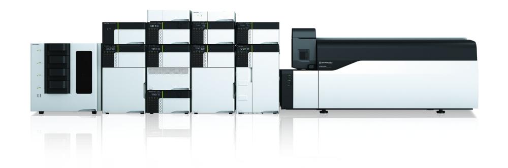 在线超临界流体萃取/色谱质谱联用系统