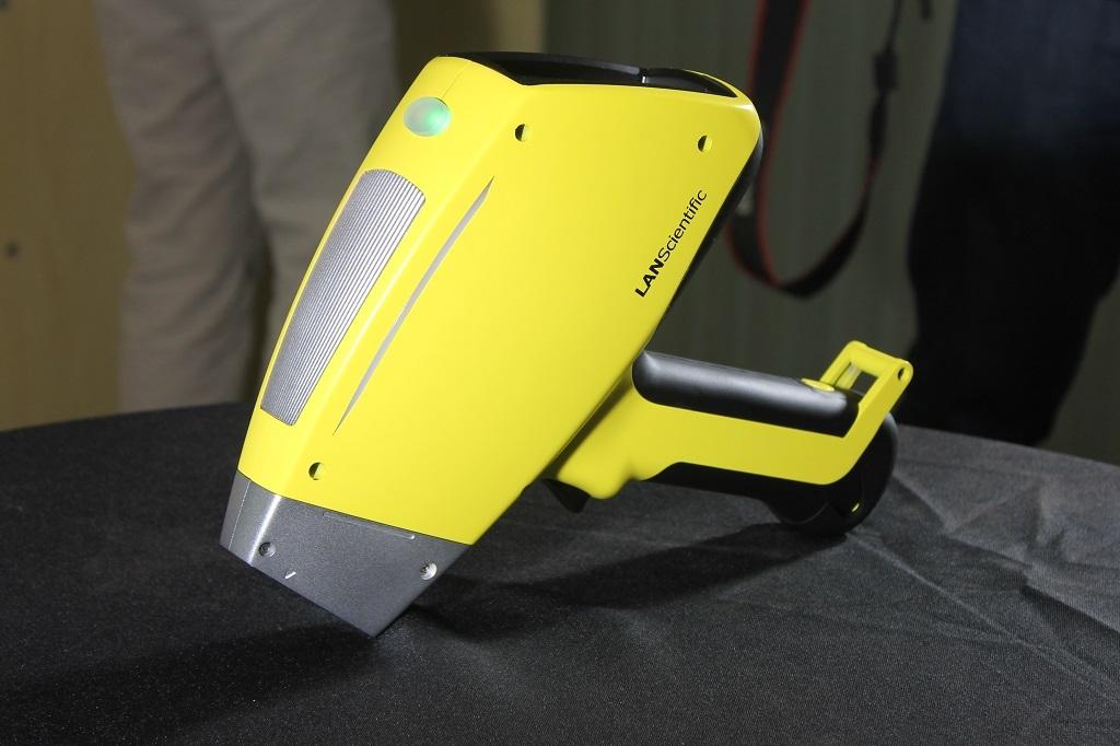 浪声手持式光谱仪 TrueX系列