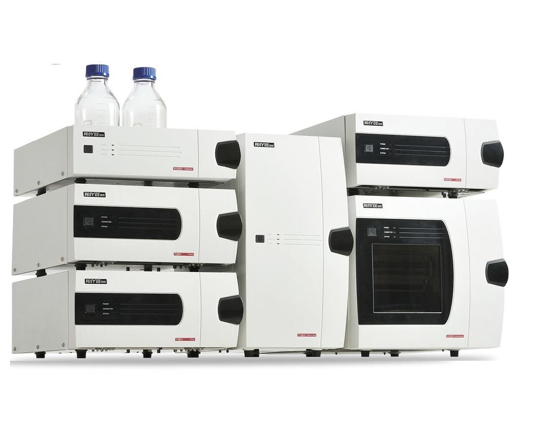 皖仪 高效液相色谱仪(四元低压/二元高压) LC3100Q/B