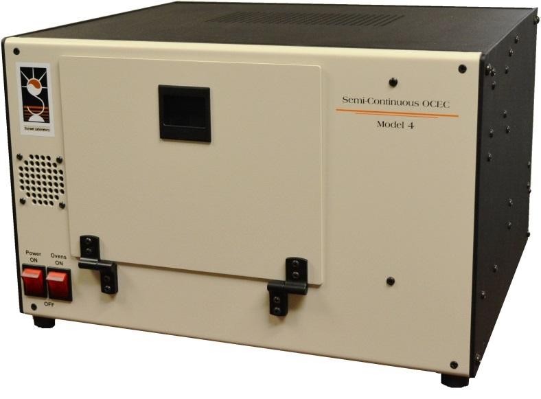 有机碳元素碳在线分析仪Sunset Lab